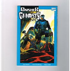 PUNISHER: THE GHOSTS OF INNOCENTS 2-part Modern Age series by Jim Starlin! NM http://r.ebay.com/sUkv8h