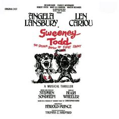 Sweeney Todd, the Demon Barber of Fleet Street