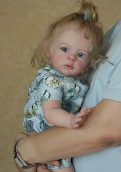 Toddler Reborn baby Girl Limited Sold Out WILMA by Karola Wegerich IIORA