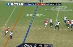 The 43 Most Eye-Boggling Football Runs Catches And Jukes Of 2013 Football Run, Football Things, Funny Emails, Picture Sharing, Trail Blazers, Baltimore Ravens, Sport Girl, American Football, Funny Pictures