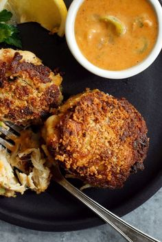 NYT Cooking: This is a classic crab cake inspired by those that were served at Obrycki's Crab House, a rollicking fish restaurant in a former row house on East Pratt Street in Baltimore. They are simply delicious.