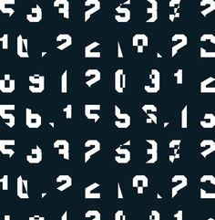 Graphics / Textile Print / Typography