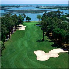 Lockwood Folly golf course in Holden Beach, NC.  Great golf course!
