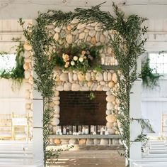 A whimsical floral design in the Boathouse Chapel at Bonnet Island Estate by Flower Child Floral @flowerchildfloral @bonnetislandestate #weddingsofdistinction #weddingsofdistinctionnj #bonnetislandestate #estatewedding #njwedding #luxurywedding #weddingflowers #boathousechapel #coastalwedding #waterfrontwedding