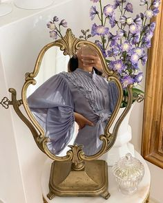 Discover recipes, home ideas, style inspiration and other ideas to try. Lavender Aesthetic, Classy Aesthetic, Purple Aesthetic, Aesthetic Vintage, Aesthetic Photo, Aesthetic Pictures, Lila Outfits, Dress Outfits, Summer Outfits