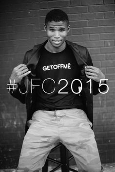 Henry Watkins @ Jeffrey Fashion Cares 2015 Kevin Tachman / BackstageAT More images: http://bkstge.at/InstaboysJFC2015