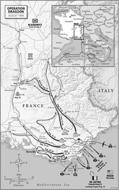 Operation Dragoon, World History Map, Holland, Military Tactics, Bible Mapping, Germany Ww2, General Knowledge Facts, Alternate History, Teaching History