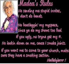 madea graphics and comments