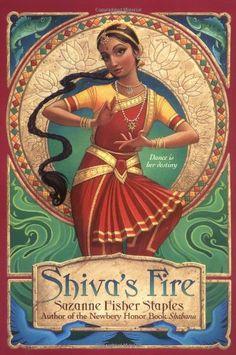 Shiva's Fire, 2000 Parents' Choice Award Gold Award - Books #Book