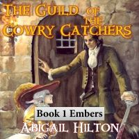 Cover for 'The Guild of the Cowry Catchers, Book 1 Embers'