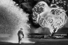 Interview with Wim Wenders and Juliano Ribeiro Salgado on the filming of the new documentary on renowned photographer Sebastião Salgado.