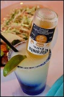 Hello my perfect summer drink, corona rita.