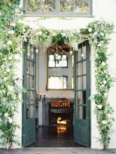 Romantic California Wedding in San Juan Capistrano from Erich McVey Photography - wedding ceremony idea