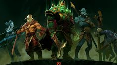 Dota 2 Characters HD Wallpaper [1920x1080] Need #iPhone #6S #Plus #Wallpaper/ #Background for #IPhone6SPlus? Follow iPhone 6S Plus 3Wallpapers/ #Backgrounds Must to Have http://ift.tt/1SfrOMr