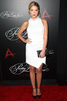 Ashley Benson – 'Pretty Little Liars' 100th episode celebration party in Hollywood 31.05.14