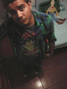 Camisa y t-shirt: pull and bear  jeans: Bershka Shoes:Comverse Gorra:Diseñador independiente   #CharlieBoii