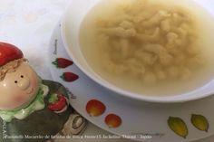 Passatelli Macarrão de farinha de rosca #teste15 Jackeline Thiemi - Japão