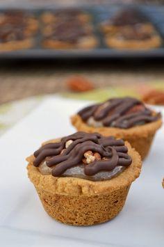 Gluten Free Pecan Pie Candy BitesReally nice recipes. Every  Mein Blog: Alles rund um die Themen Genuss & Geschmack  Kochen Backen Braten Vorspeisen Hauptgerichte und Desserts # Hashtag