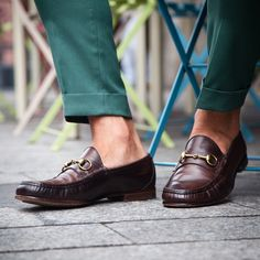 The Gucci Horsebit Loafer, Milan Brera district