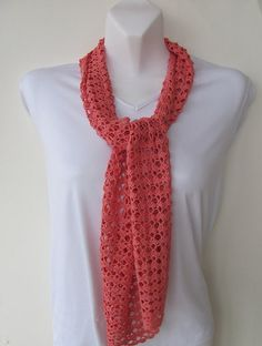Ravelry: free pattern for Sensational Lacy Scarf pattern by Lisa Gentry
