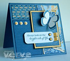 Always Look on the Bright Side by PickleTree - Cards and Paper Crafts at Splitcoaststampers