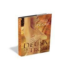 Desenvolvi a arte deste romance-ficção - Deusa da primavera - é um volume da saga das Deusas, da P.C. Cast, neste livro uma mulher faz Aquiles se apaixonar, por isso coloquei uma mulher sensual (marca que acompanha os livros desta série). Usei cor dourada, para diferenciar dos outros livros desta série.