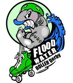 Flood Water Logo