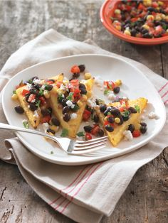 Grilled Polenta with