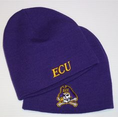 ECU Pirates Purple Beanie – 460 Sports