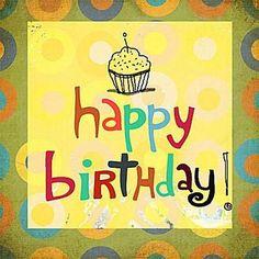 Free Birthday Ecards: 20 Top Picks: Happy Birthday by Cheryl Warrick