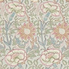 The wallpaper Pink & Rose - 212568 from William Morris is wallpaper with the dimensions m x m. The wallpaper Pink & Rose - 212568 belongs to the popul William Morris Wallpaper, Morris Wallpapers, Wallpaper Online, Rose Wallpaper, Fabric Wallpaper, Wallpaper Lounge, Antique Wallpaper, Rose Williams, Fabric Rug