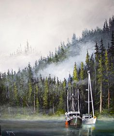 B.C. Coastal Adventures // Gary Fox