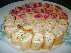 Самые вкусные рецепты: Роллы из блинов с сыром