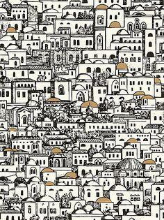 Buy Cole & Son Mediterranean Wallpaper