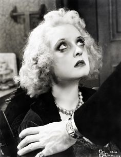 Bette Davis in Of Human Bondage (1934)
