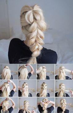 Peinados-con-trenzas-que-puedes-usar-esta-navidad-9.jpg (564×869)