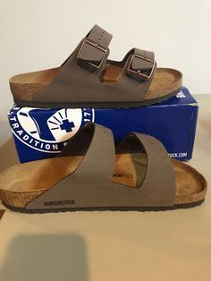 55a564213 NIB Birkenstock Arizona BS Mocca Sandals Size 44   US Mens 11 . (M80)   fashion  clothing  shoes  accessories  mensshoes  sandals (ebay link)