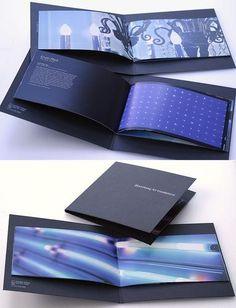 Bloomberg Art Brochure Design
