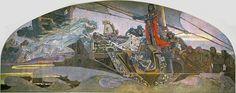 Mikhail Vrubel - Принцесса Грёза - Google Art Project - Врубель, Михаил Александрович — Википедия