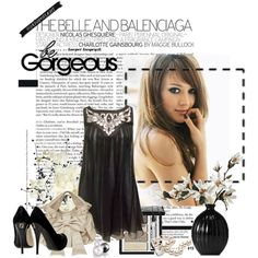 Be Gorgeous, created by xiaqilus on Polyvore
