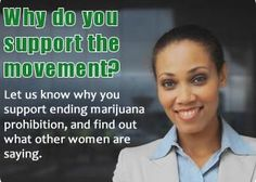 Pot legalization: Women's Marijuana Movement supports Prop. 19 via ...