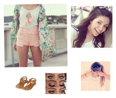 """""""Day with Bethany"""" by lukelover99 ❤ liked on Polyvore featuring Topshop"""