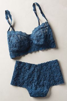 Hanky Panky Bralette - anthropologie.com #anthroregistry