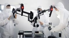 DJI Inspire One drone captures stunning footage courtesy 4K video recording - DamnGeeky
