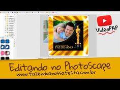 Como colocar a Foto na Caixa de Bombom usando o Photoscape - Fazendo a Nossa Festa - YouTube
