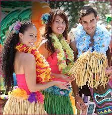 Find Hawaiian luau party supplies for your tropical getaway, including outdoor decorations, themed costumes, games, and other supplies. Luau Party Decorations, Party Themes, Party Ideas, Theme Ideas, Hawaii Costume, Company Anniversary, Hawaiian Luau Party, Hawaiian Leis, Luau Party Supplies