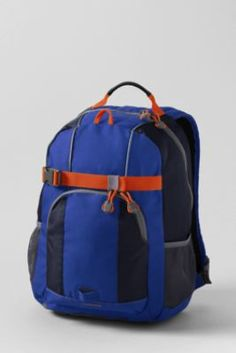 Love lands end backpacks have had for three years and going strong-need to order a third this year