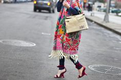 Street Style from Fall 2015 NYFW: Day 2 | StyleCaster