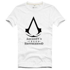 Assassin's Creed Brotherhood Short Tee http://www.newmilo.com