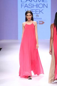 Stephany at Lakmé Fashion Week Winter/Festive 2015 | Vogue India | Cat:- Fashion Shows | Author : - Vogue.in | Type:- Article | Publish Date:- 08-29-2015